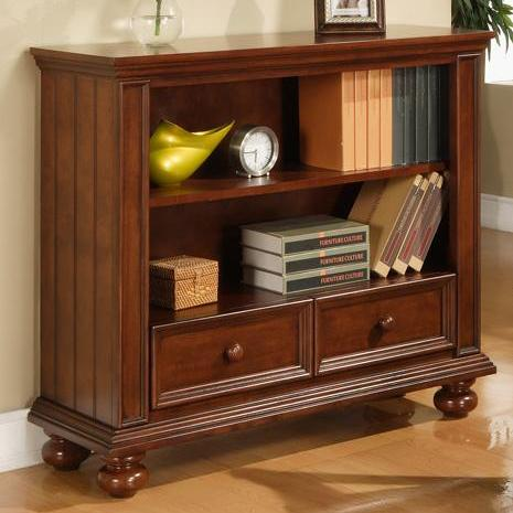 "Winners Only Yarmouth 42"" Cape Cod Bookcase - Item Number: BG142B"