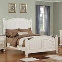 Winners Only Yarmouth Panel California King Bed - Item Number: BP1001CKN2