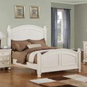 Winners Only Cape Cod  Panel Full Bed - Item Number: BP1001FN2