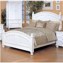 Winners Only Cape Cod  Twin Panel Bed - Item Number: BP1001TN