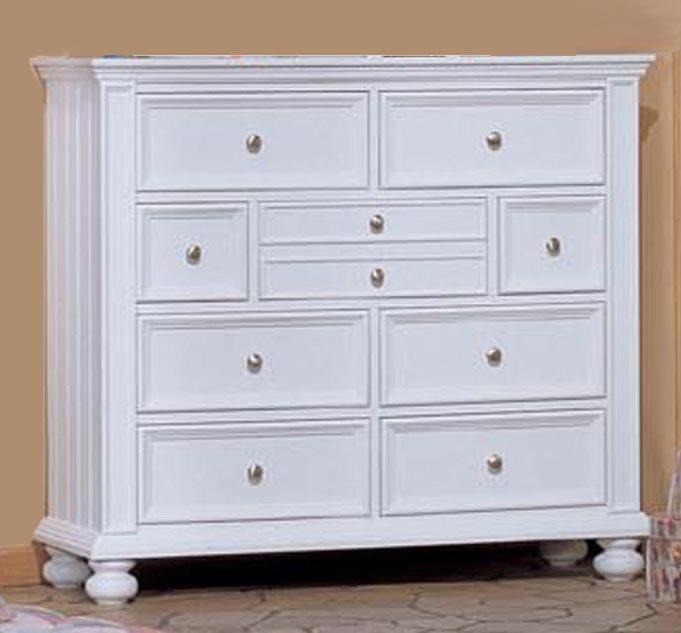 Winners Only Yarmouth Youth Tall Nine Drawer Dresser - Item Number: BP1006Y