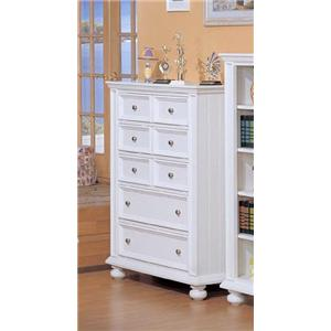 Winners Only Yarmouth Five Drawer Chest