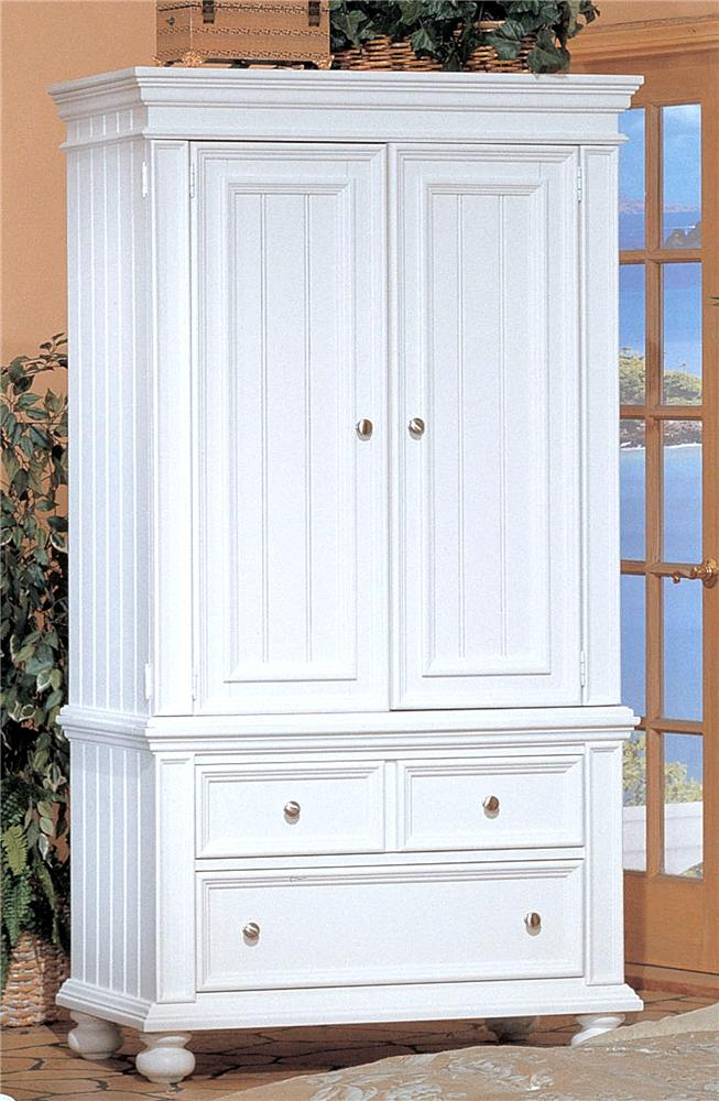 Winners Only Yarmouth Armoire - Item Number: BP1008AB