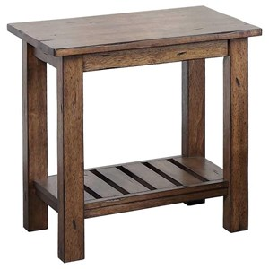 "Winners Only Carmel 18"" End Table"
