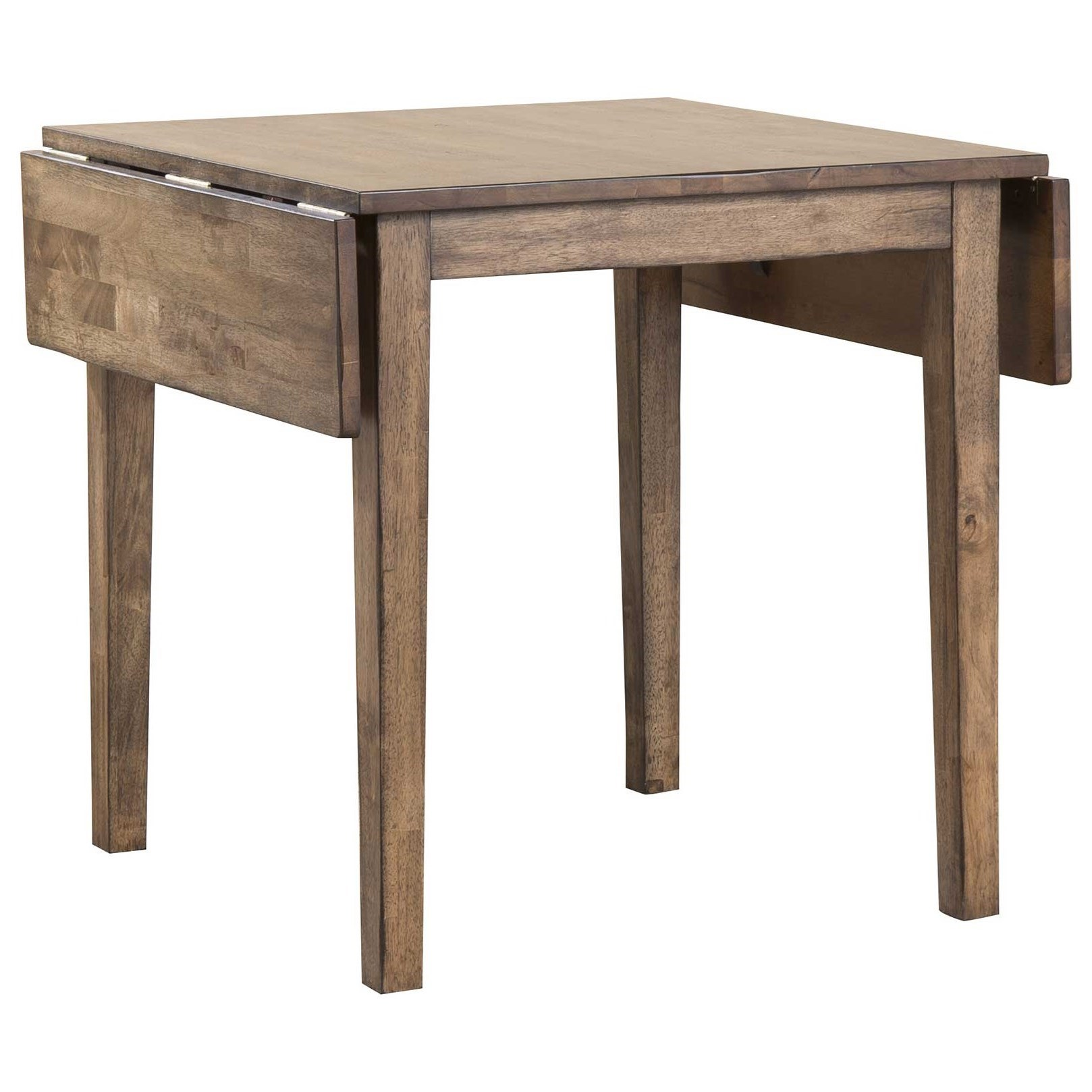"Where Is Winners Only Furniture Made: Winners Only Carmel DC33046R 46"" Leg Table W/ 2-8"" Drop"