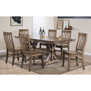 "60"" Rectangular Table"