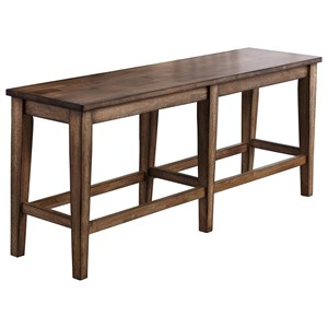 "Winners Only Carmel 60"" Tall Bench"