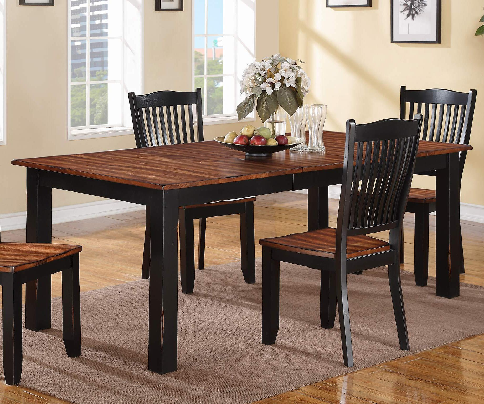 "Winners Only Carson 84"" Leg Table - Item Number: DFC14284"