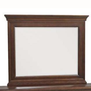 Winners Only Classic Landscape Mirror - Item Number: BWK1009