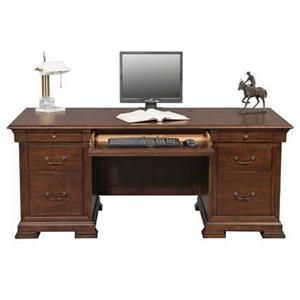 "Winners Only Classic 72"" Flattop Desk"