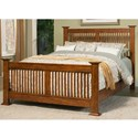 Winners Only Colorado California King Bed - Item Number: BCQ1002CK