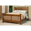 Winners Only Colorado Queen Bed - Item Number: BCQ1002Q