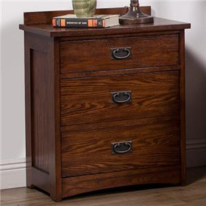 Winners Only Colorado Nightstand