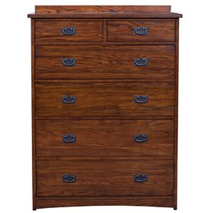 Winners Only Colorado 6-Drawer Chest