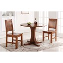 Winners Only Colorado Round Pedestal Table - Item Number: DCQ14242