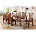 Winners Only Colorado Dining Table - Item Number: DCQ14284
