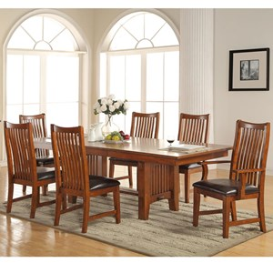 Winners Only Colorado 7 Piece Dining Set