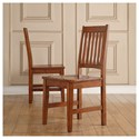 Winners Only Colorado Rake Back Side Chair - Item Number: DCQ1450S