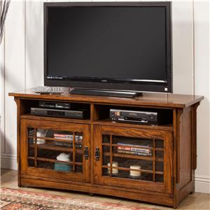 "Winners Only Colorado 54"" Lattice Media Base"