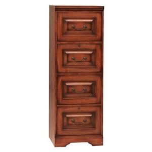 Winners Only Country Cherry Country Cherry Four-Drawer File