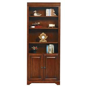 "32"" Bookcase w/ Doors"
