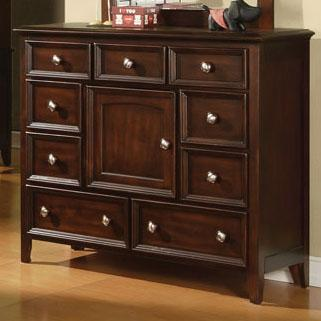 Winners Only Del Mar Del Mar 9-Drawer Dresser - Item Number: BDC1006Y