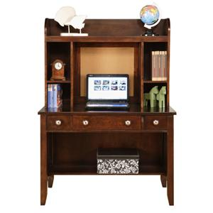 Winners Only Del Mar Del Mar Desk & Hutch
