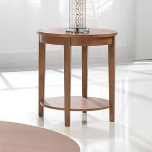 Winners Only Denmark Round End Table