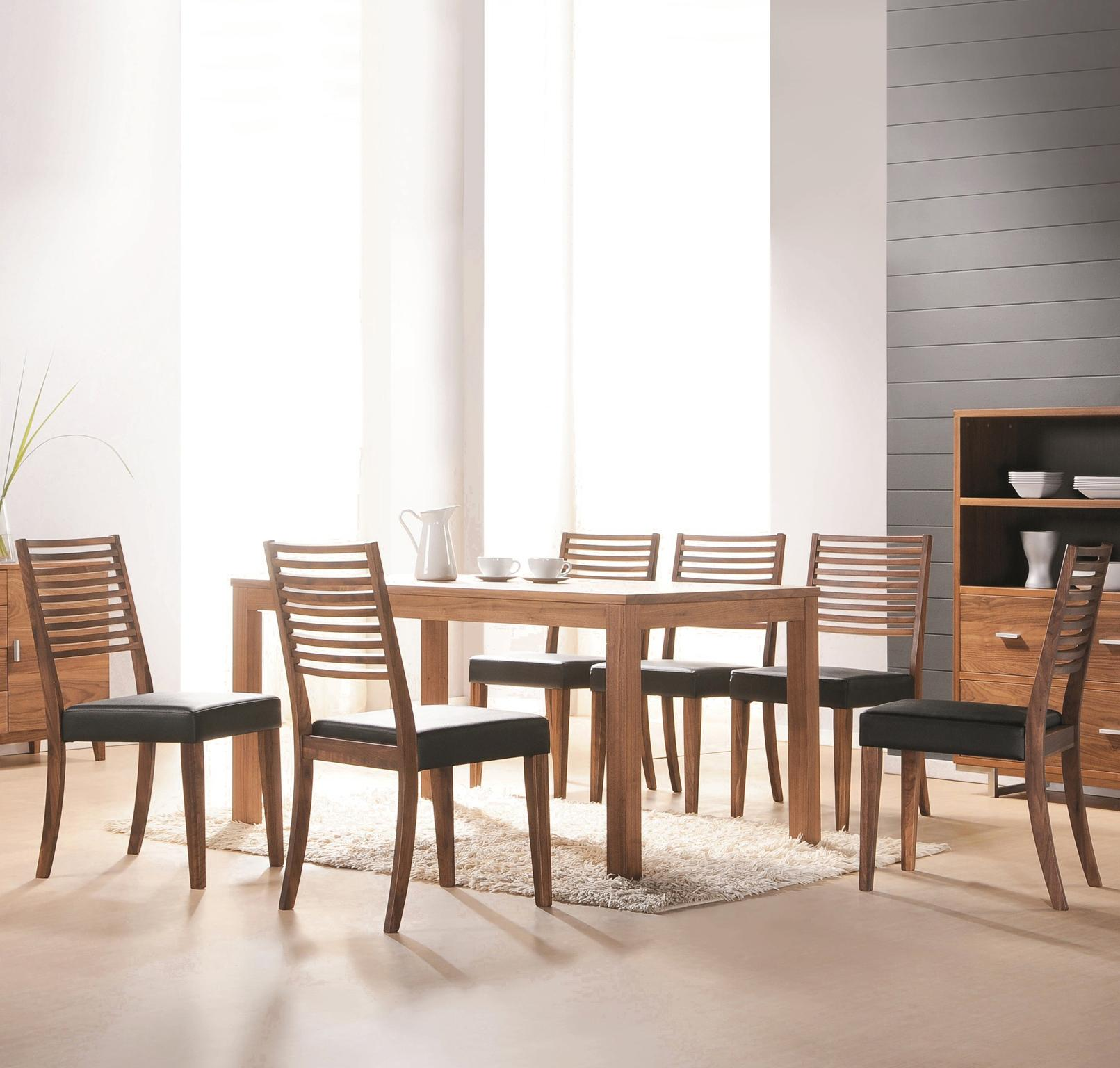 Winners Only Denmark 7 Piece Dining Set - Item Number: DD23559+6x2553S