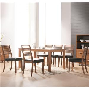 Winners Only Denmark 7 Piece Dining Set
