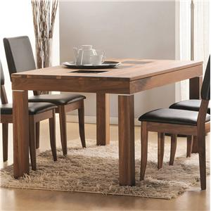 "Winners Only Denmark 71"" Leg Table"