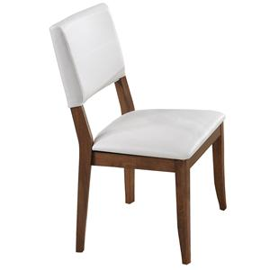 Winners Only Denmark Cushioned Side Chair