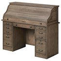 """Winners Only Eastwood 54"""" Roll Top Desk - Item Number: GE154R"""