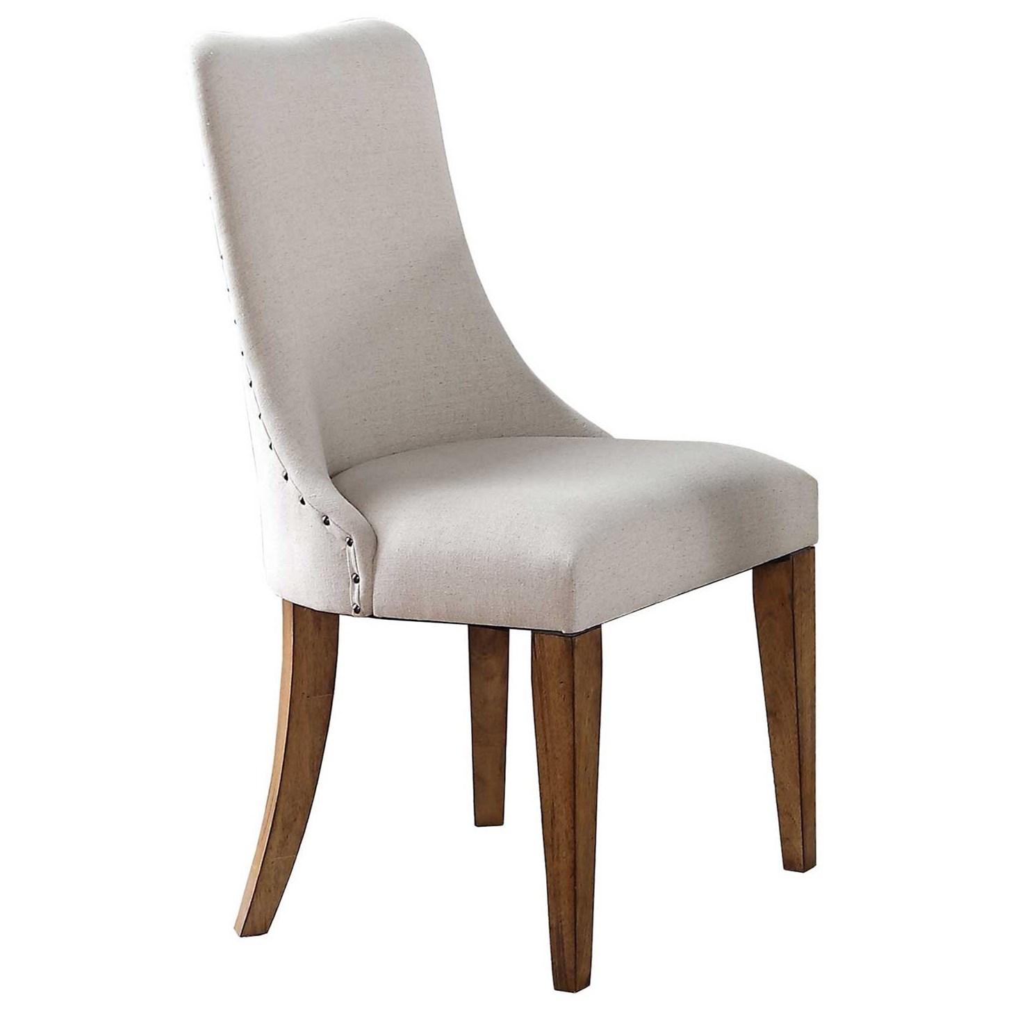 Barrel Back Side Chair