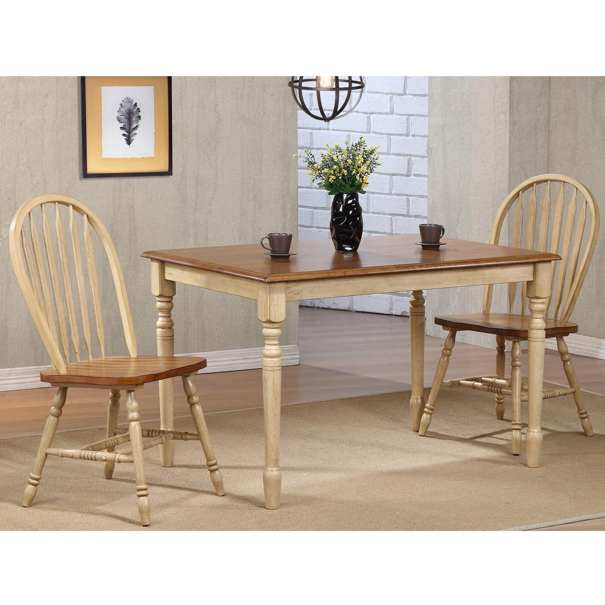 Where Is Winners Only Furniture Made: Winners Only Farmington 3 Piece Dining Set