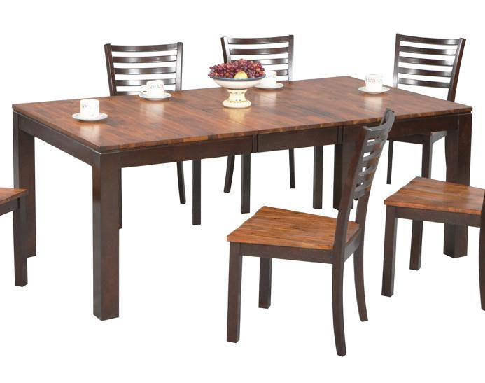 Winners Only Fifth Avenue Rectangular Dining Table - Item Number: DFA4278