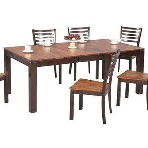 Winners Only Fifth Avenue Rectangular Dining Table