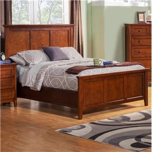 Winners Only Flagstaff Queen Panel Bed
