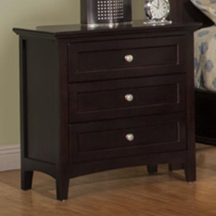 Winners Only Flagstaff Nightstand - Item Number: BFX1005A