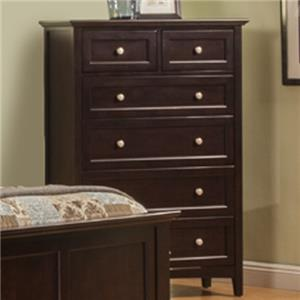 Winners Only Flagstaff Drawer Chest