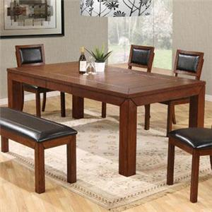 Winners Only Franklin Rectangular Leg Table