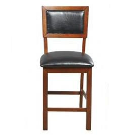 Cushion Back Barstool