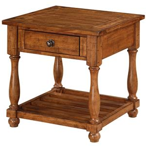 Winners Only Grand Estate End Table