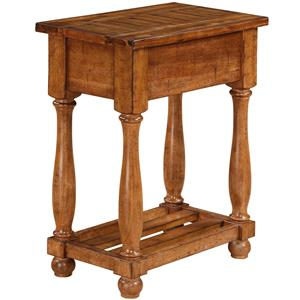 Winners Only Grand Estate Chairside Table
