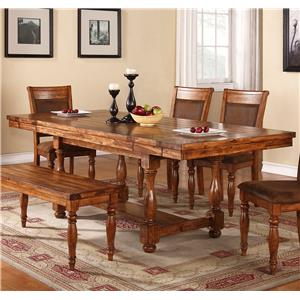 Winners Only Grand Estate Trestle Table
