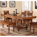 Winners Only Grand Estate Trestle Table - Item Number: DG24092