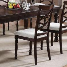 Winners Only Hamilton Park Side Chair - Item Number: DH1450S