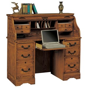 "48"" Roll Top Desk"