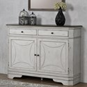 """Winners Only Highland 56"""" Sideboard - Item Number: DH4470B"""