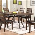 Winners Only Kendall Trestle Table - Item Number: DK24072